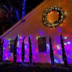 Custom Holiday Lighting