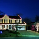 Landscape Lighting for Holidays